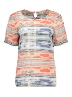 Sandwich T-shirt T SHIRT MET GRAFISCHE PRINT 22001846 20139