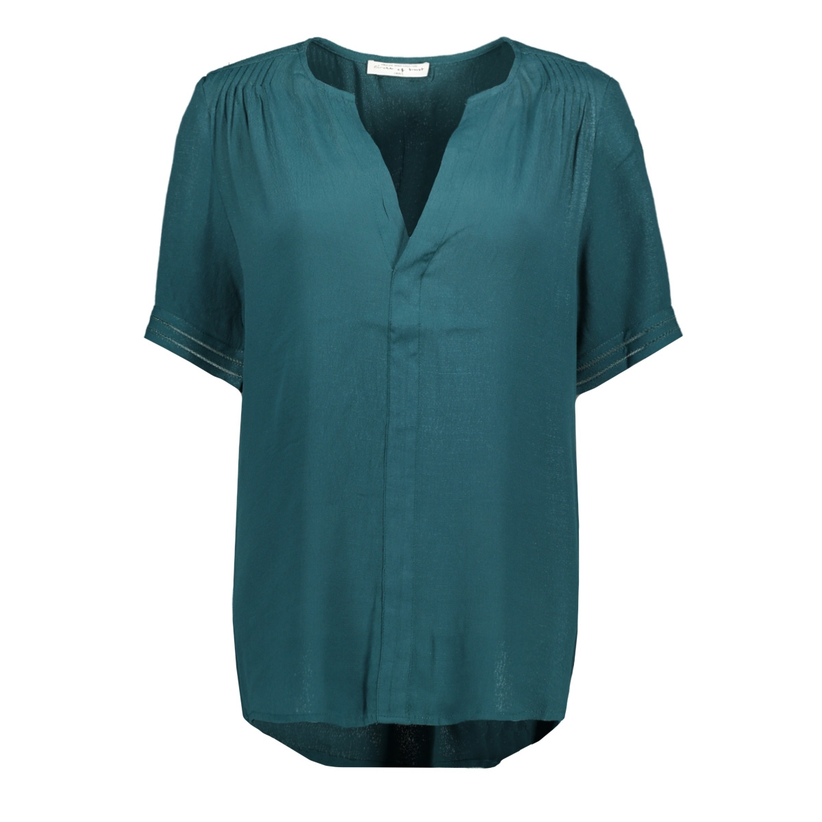 cristy blouse s20 65 7191 circle of trust blouse deep teal