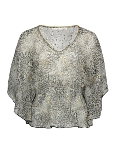 bika pes 347 aaiko blouse naturale