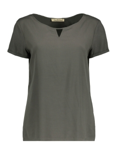 Smith & Soul T-shirt T SHIRT  0420 0481 704/ OLIVE