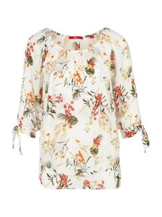 s.Oliver Blouse BLOUSE MET CARMENHALS IN LAAGJESLOOK 14004195441 02A5