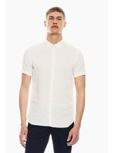 Garcia Overhemd LINNEN OVERHEMD P01240 50 White
