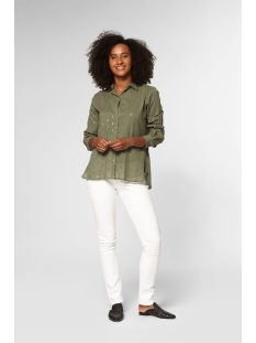 Circle of Trust Blouse KIKI BLOUSE S20 52 3672 SEAWEED
