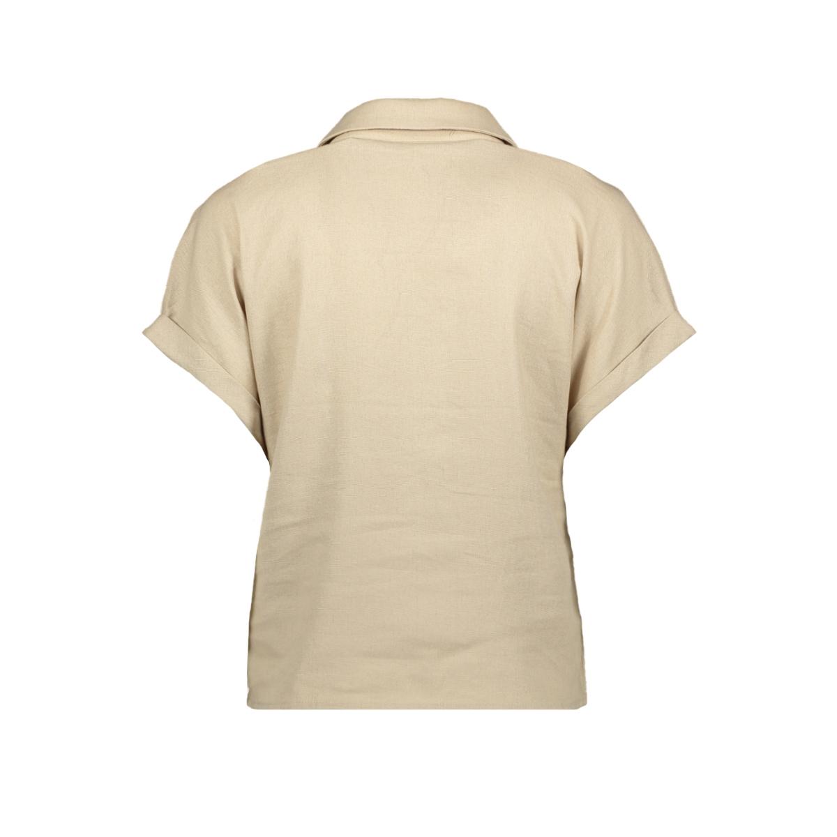 objnans s/s shirt 107 div 23032306 object blouse humus