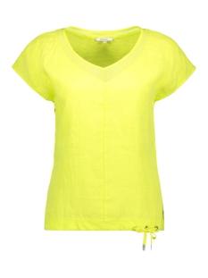 Sandwich T-shirt T SHIRT MET GAATJES PATROON 22001815 30010