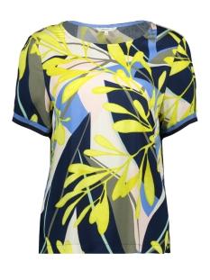 Sandwich T-shirt T SHIRT MET BLOEMEN PATROON 22001828 30010