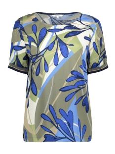 Sandwich T-shirt T SHIRT MET BLOEMEN PATROON 22001828 50015