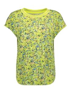Sandwich T-shirt T SHIRT MET BLOEMEN PATROON 22001830 30010