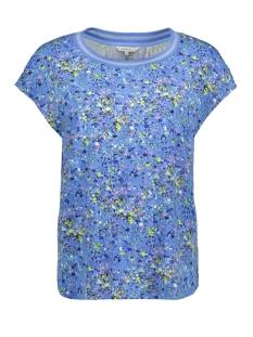 Sandwich T-shirt T SHIRT MET BLOEMEN PATROON 22001830 40064