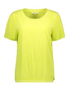 Sandwich T-shirt T SHIRT MET RIBGEBREIDE BOORDEN 22001834 30010