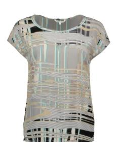 Sandwich T-shirt T SHIRT MET VROLIJKE PRINT 22001835 10079