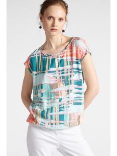 Sandwich T-shirt T SHIRT MET VROLIJKE PRINT 22001835 20139