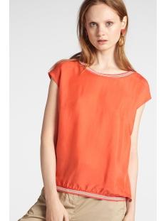 Sandwich T-shirt T SHIRT MET LUREX GLITTER STREEP 22001840 20139