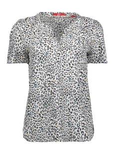 s.Oliver Blouse BLOUSE MET ANIMAL PRINT 14007123962 02A6