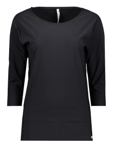 Zoso T-shirt DARLY TRAVEL BLOUSE 201 BLACK
