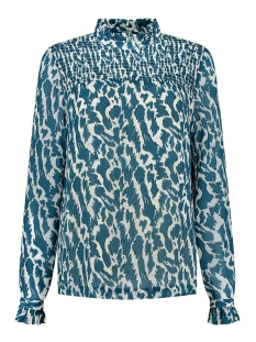 Circle of Trust Blouse JOSSIE BLOUSE W20 57 1301 RIVER PRINT