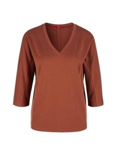 s.Oliver T-shirt T SHIRT MET DRIE KWART MOUW 201200812130 8757