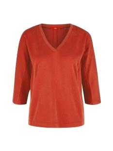 s.Oliver T-shirt T SHIRT MET DRIE KWART MOUW 201200812130 3842