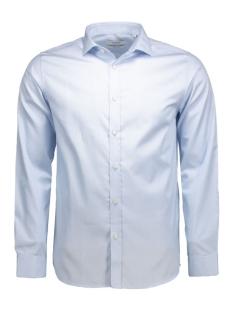 Jack & Jones Overhemd Andrew Shirt L/S Tight Fit Sup 12020857 Shirt Blue