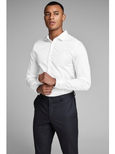 Jack & Jones Overhemd jjprParma Shirt 12097662 White