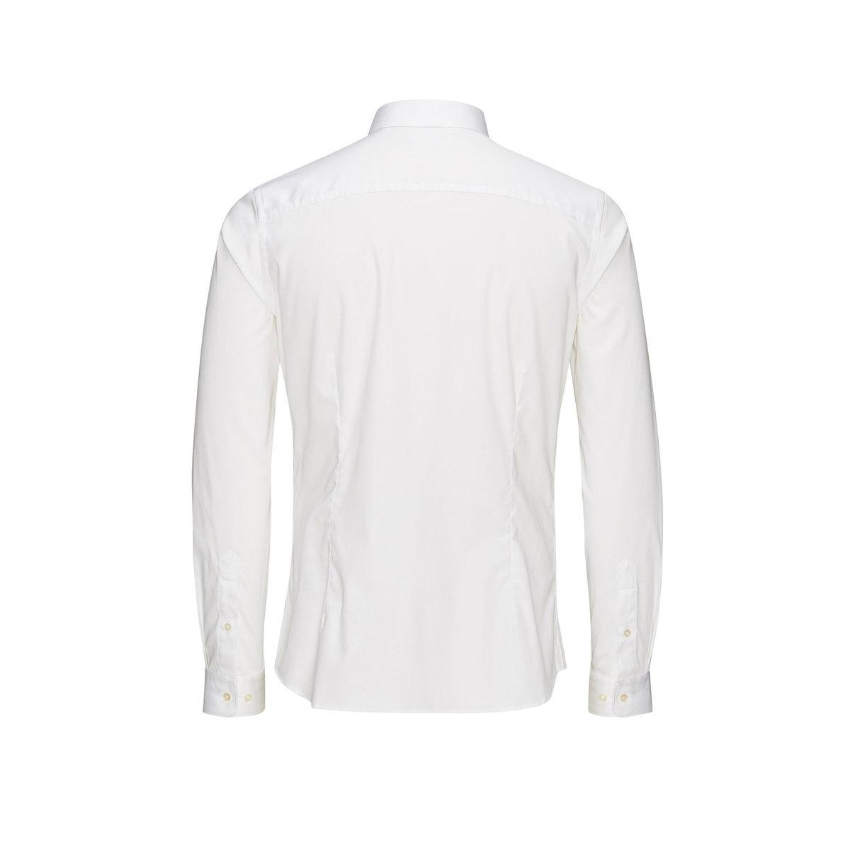 jjprparma shirt 12097662 jack & jones overhemd white