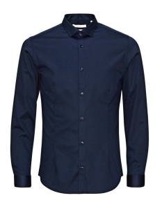 jjprParma Shirt 12097662 navy blazer
