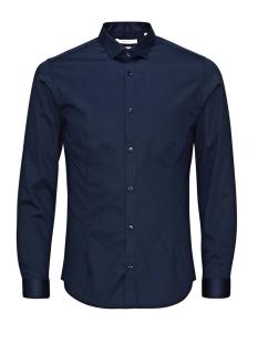 Jack & Jones Overhemd jjprPARMA SHIRT L/S NOOS 12097662 Navy Blazer