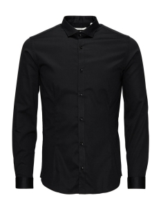 Jack & Jones Overhemd jjprPARMA SHIRT L/S NOOS 12097662 Black