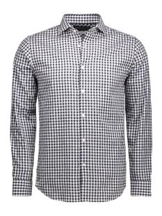 JjprOscar Shirt L/S Noos 12101718 navy blazer