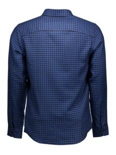 jjprspace shirt plain 12107030 jack & jones overhemd estate blue