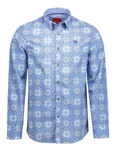 BlueFields Overhemd 214-34013 5854