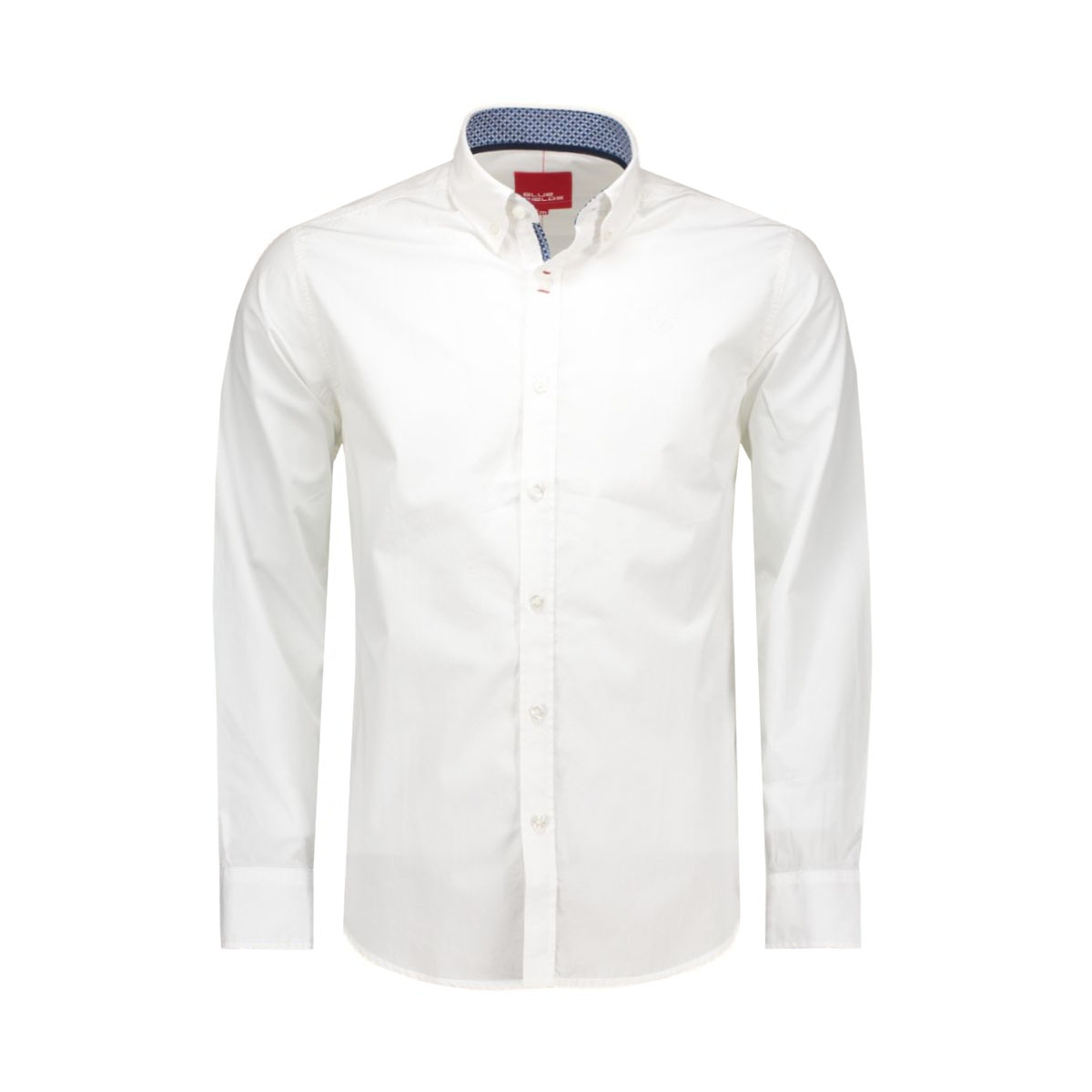 211-35018 bluefields overhemd 1100