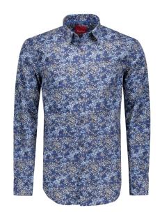 BlueFields Overhemd Shirt LS Print- Popl 21435004 5711