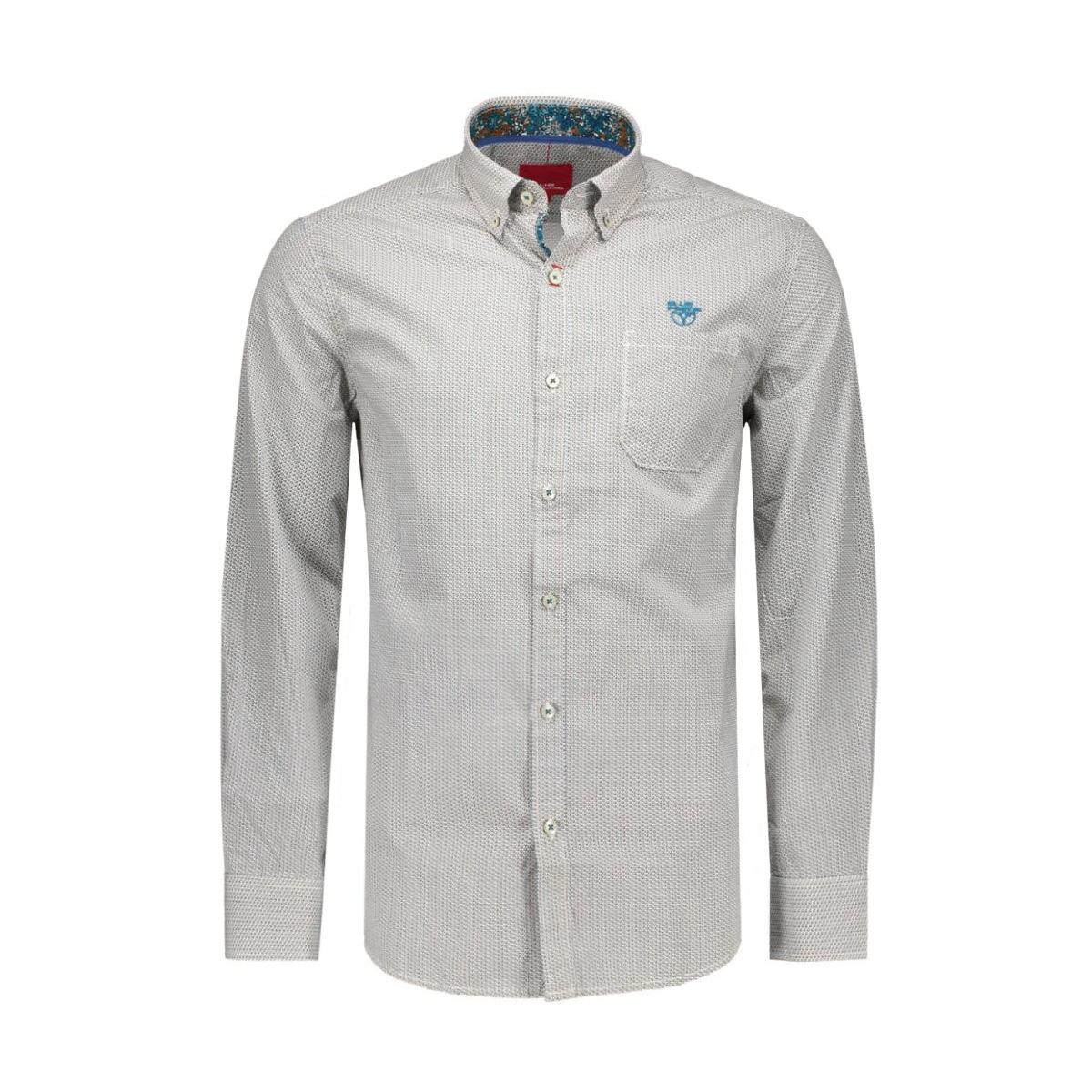 21435005 bluefields overhemd 5511