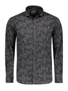79481002 no-excess overhemd 020 black