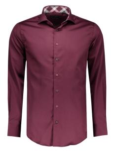 Michaelis Overhemd PMNH300025 Bordeaux
