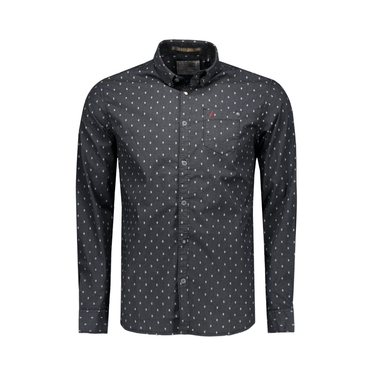 78-480818 no-excess overhemd 025 motorblack