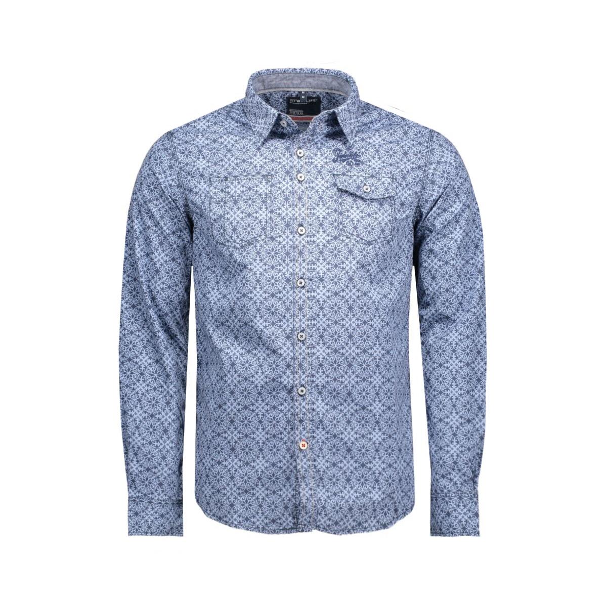 msh651647 twinlife overhemd 6510