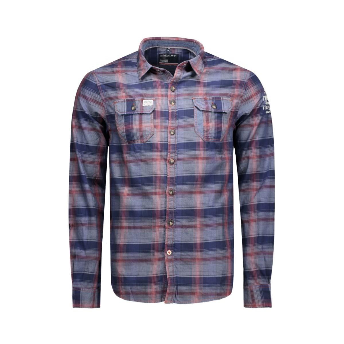 msh651615 twinlife overhemd 4499