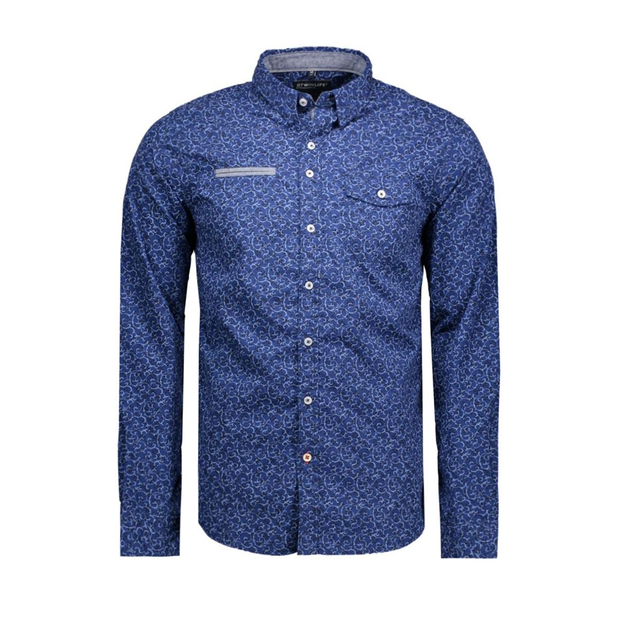 msh651639 twinlife overhemd 6553