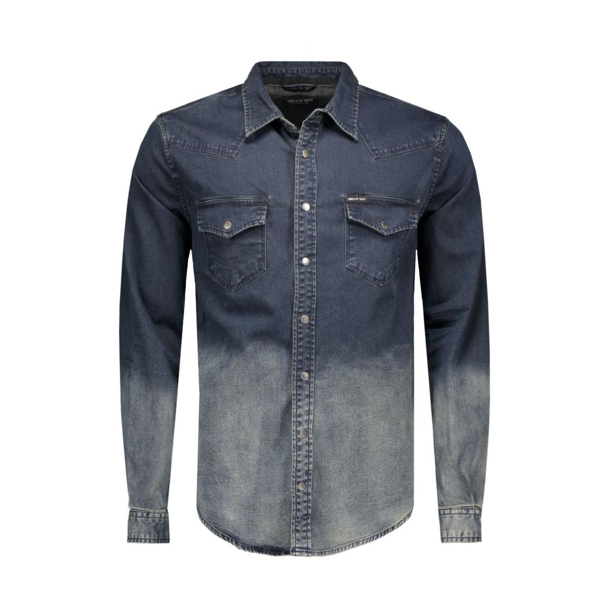 hw16.11.4432 jason shirt circle of trust overhemd steel
