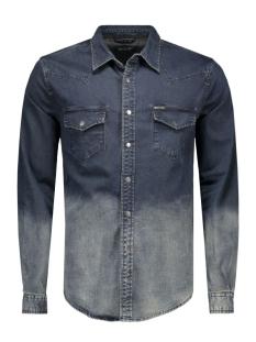 Circle of Trust Overhemd HW16.11.4432 JASON SHIRT Steel