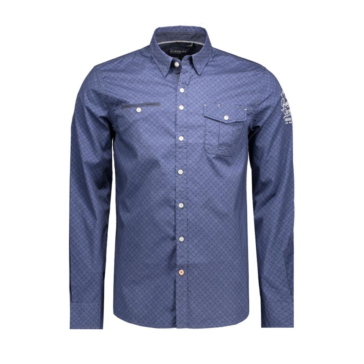 msh651636 twinlife overhemd 6511