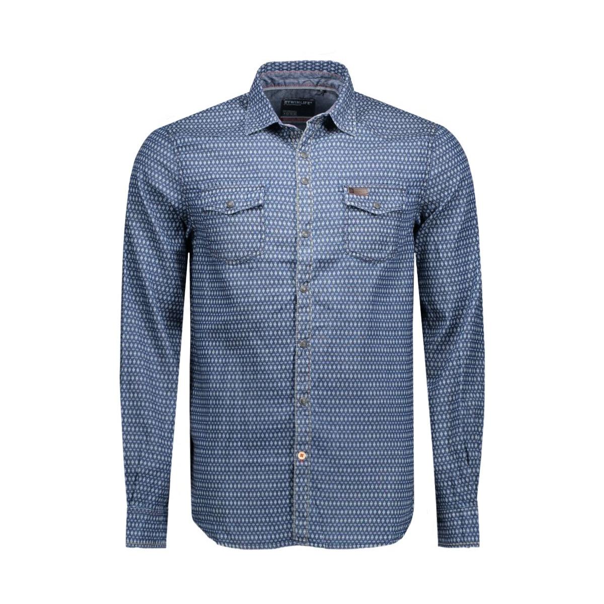 msh651640 twinlife overhemd 6550