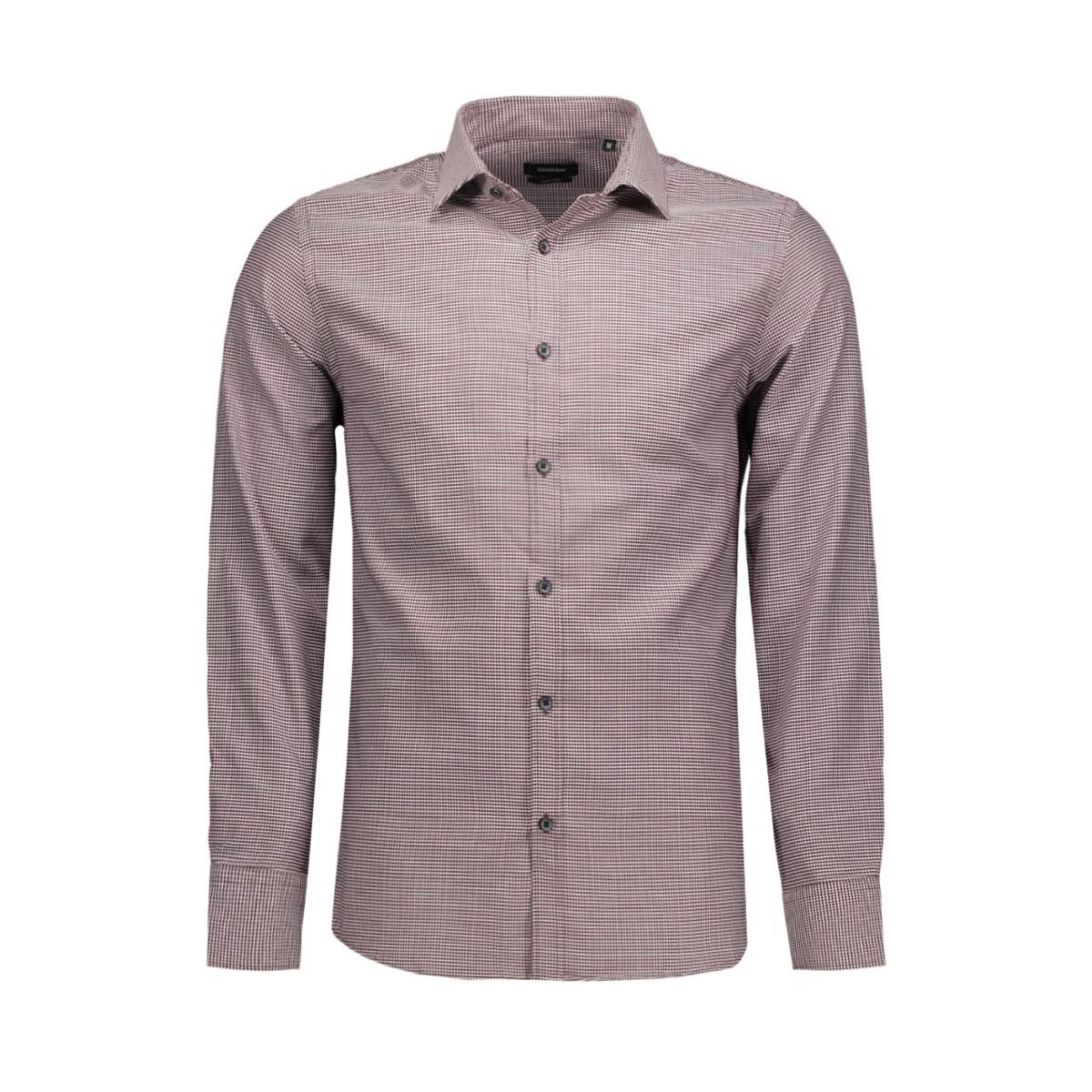 trostol 30201209 matinique overhemd 20640 burgundy