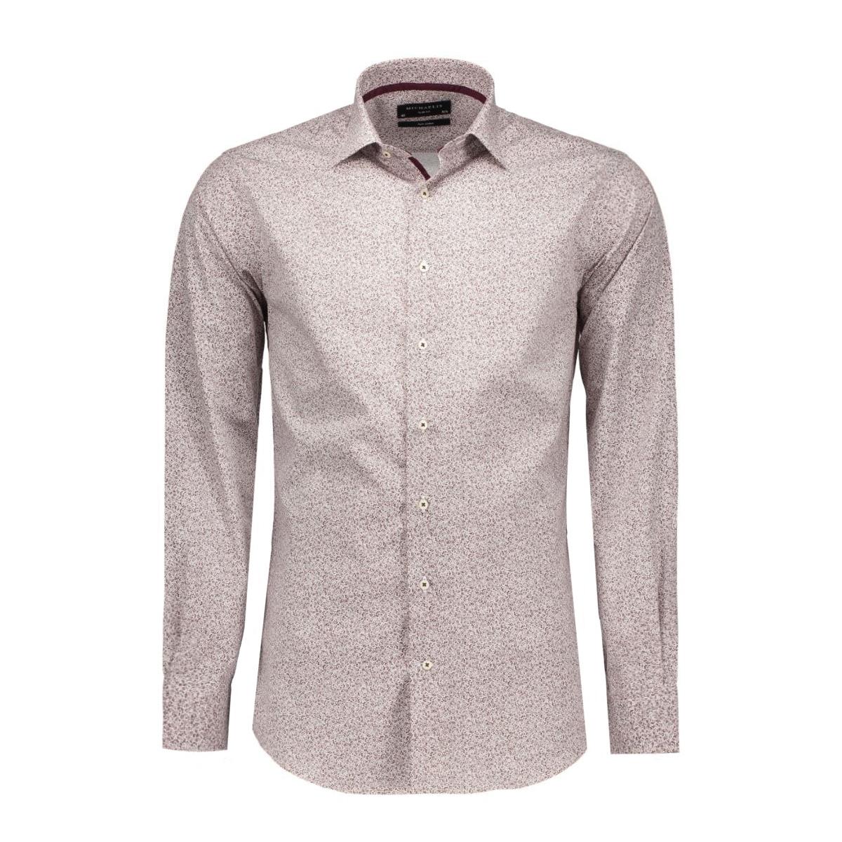 pmnh300001 michaelis overhemd bordeaux