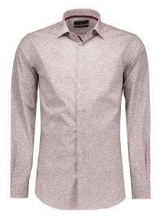 Michaelis Overhemd PMNH300001 bordeaux