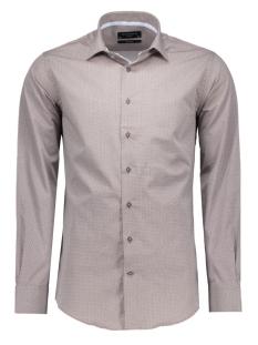 Michaelis Overhemd PMNH300007 Brown