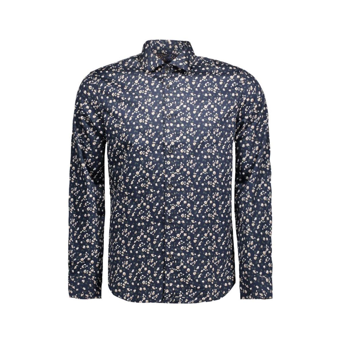 trostol 30201175 matinique overhemd 20211 navy blazer