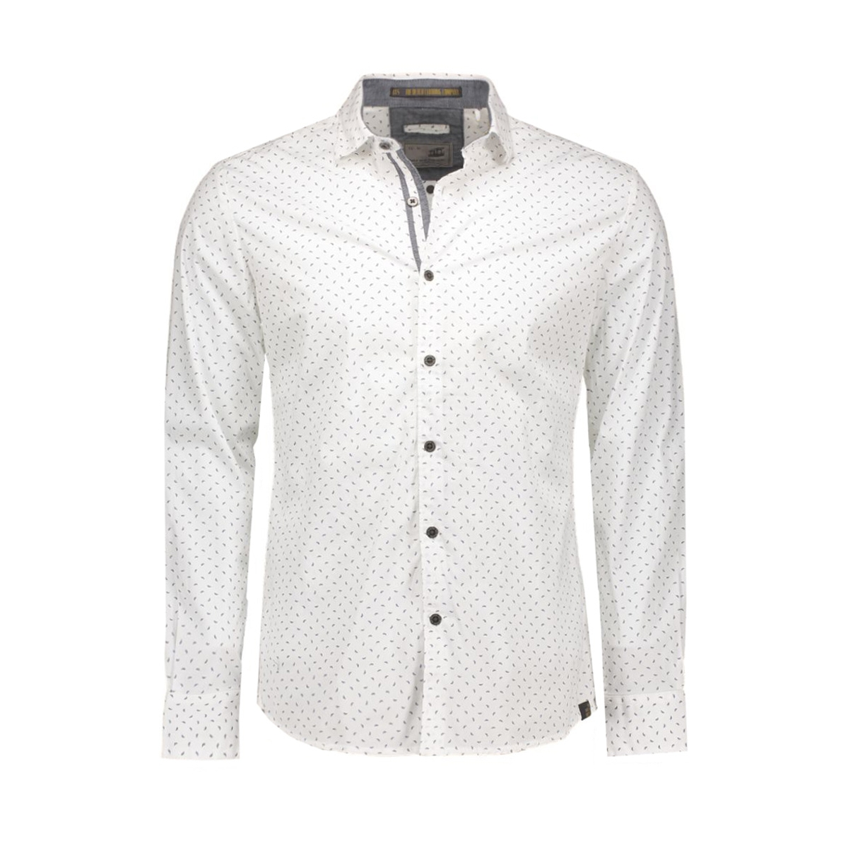 78450903 no-excess overhemd 010 white